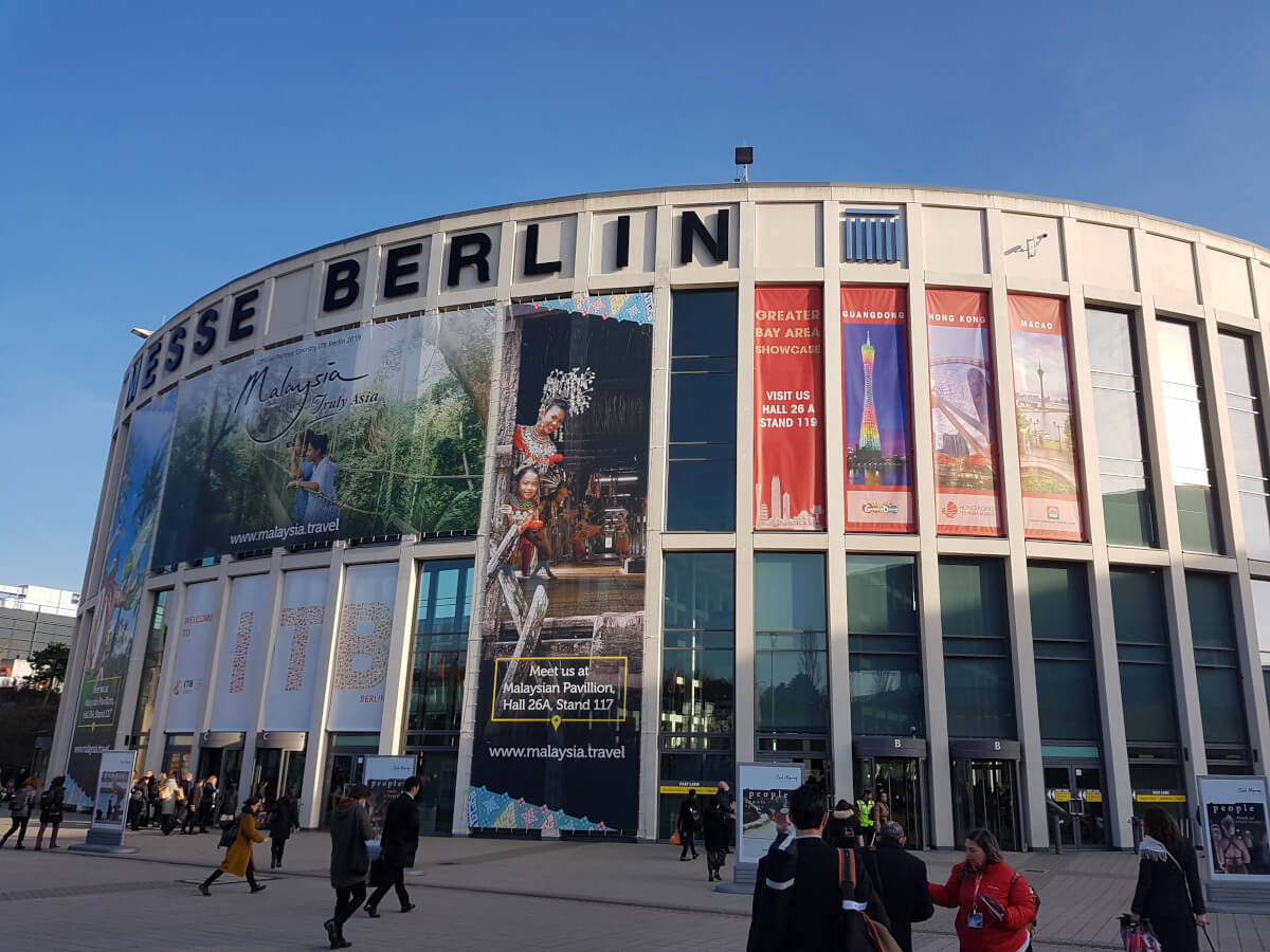 ITB 2019, Messe Berlin