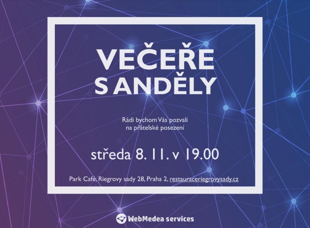 Pozvánka na akci WebMedea services a TRITON IT.