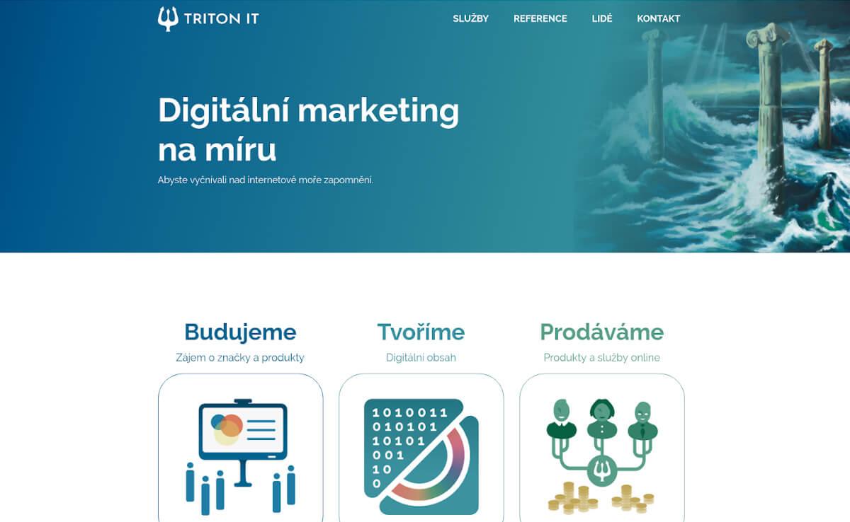 Web TRITON IT